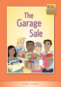 The Garage Sale ESL Extra Cover