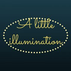 A little illumination graphic