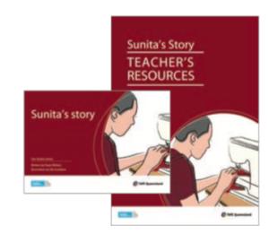 Sunita's Story TELLS