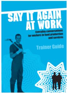 Say it again at Work AMES Vic
