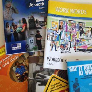 Pre-employment ESL resources