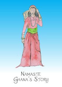 Namaste reading book