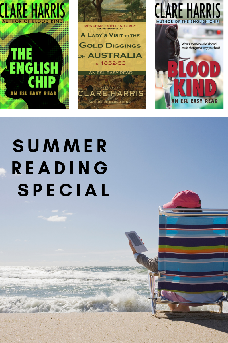 Summer reading special