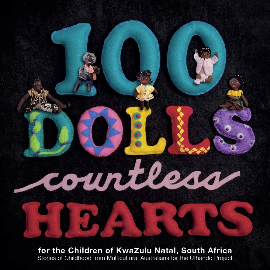Cover of 100 Dolls: Countless Hearts by the Uthando Project